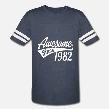 Awesome Since 1982 Awesome Since 1982 - Vintage Sport T-Shirt