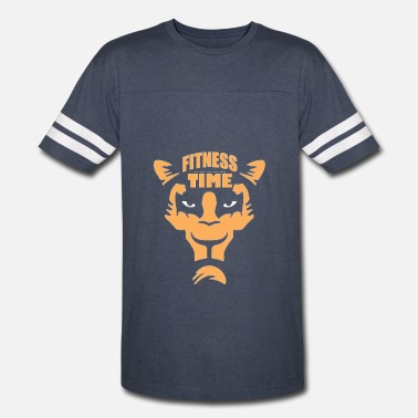 fitness time - Vintage Sport T-Shirt