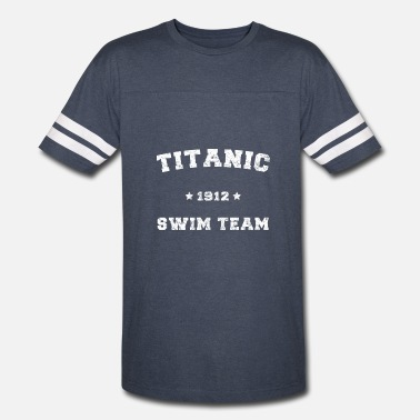 Titanic Swim Team Titanic Swim Team - Vintage Sport T-Shirt