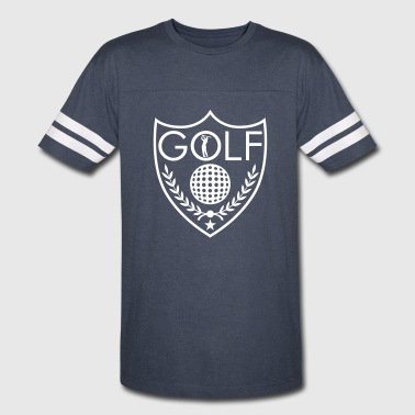 Golf coat of arms - Vintage Sport T-Shirt