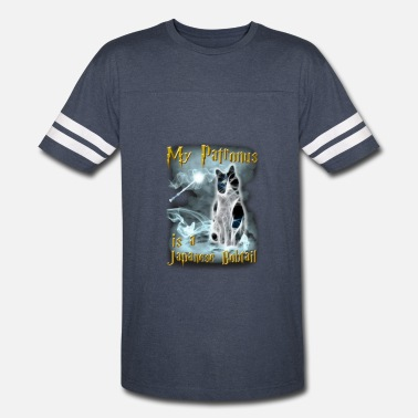 Japanese Movie Japanese Bobtail - Vintage Sport T-Shirt