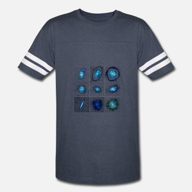 In The Galaxy galaxies - Vintage Sport T-Shirt
