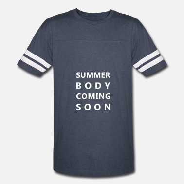 Beach Body Summer body - Vintage Sport T-Shirt