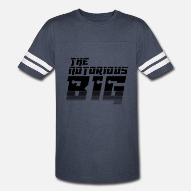8a7781a3e88 The Big Notorious - Unisex Vintage Sport T-Shirt