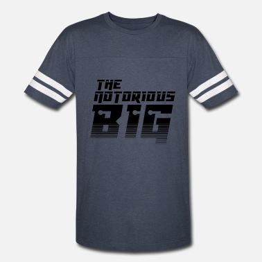 Animated The Big Notorious - Vintage Sport T-Shirt