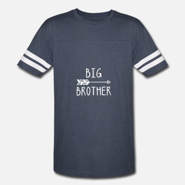 Big Brother Big Brother Children s - Vintage Sport T-Shirt