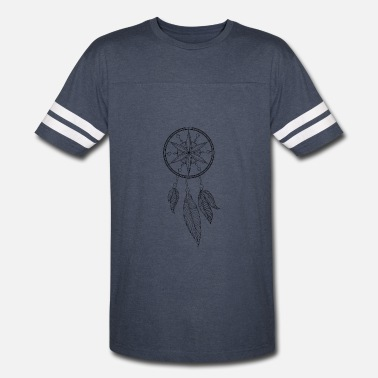 Mens Dreamcatcher Dreamcatcher - Vintage Sport T-Shirt