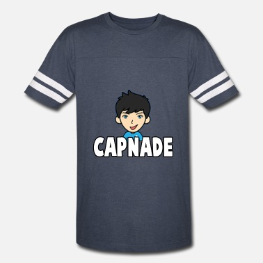Unturned Basic Capnade's Products - Vintage Sport T-Shirt