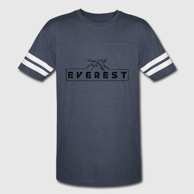 CREATIVE DESIGN || MOUNT EVEREST - Vintage Sport T-Shirt