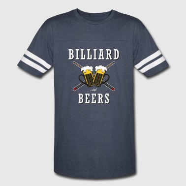Billiard Lover - Billiard And Beers - Vintage Sport T-Shirt