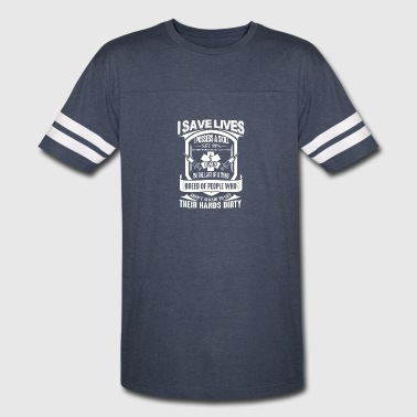 EMS Save Lives Shirt - Vintage Sport T-Shirt