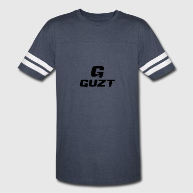 Guzt Logo Final Stacked - Vintage Sport T-Shirt