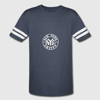 NEW YORK GRITTY - Vintage Sport T-Shirt