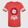 Tripartite Forum Symbol FLAG - Vintage Sport T-Shirt