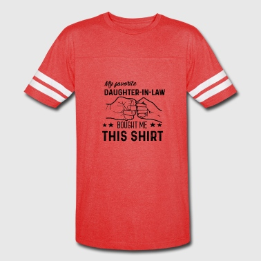 Favorite daughter-in-law Gifts - Vintage Sport T-Shirt