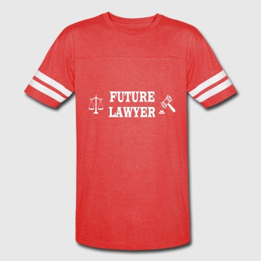 FUTURE LAWYER2 - Vintage Sport T-Shirt