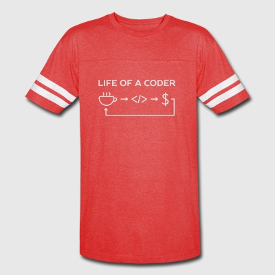 Web and software developer coder humor - Vintage Sport T-Shirt