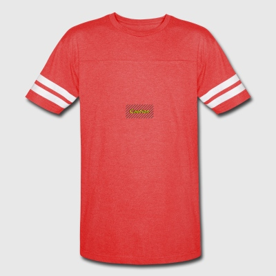 Caution - Vintage Sport T-Shirt