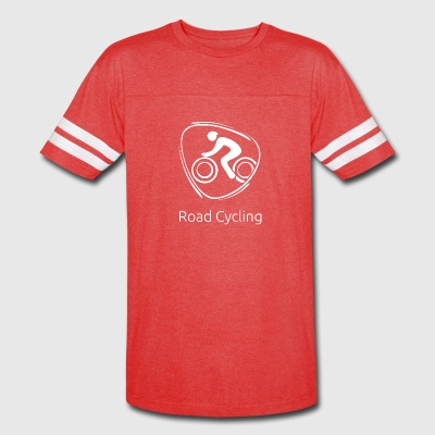 Road_cycling_white - Vintage Sport T-Shirt