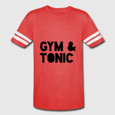 Gym & Tonic - Vintage Sport T-Shirt