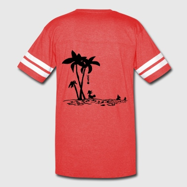 go vacation - Vintage Sport T-Shirt
