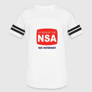 As Seen by the NSA - Vintage Sport T-Shirt