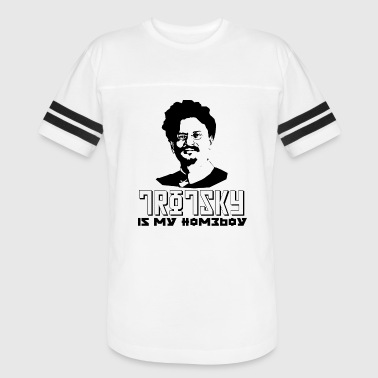 Trotsky Trotsky is my homeboy - Vintage Sport T-Shirt