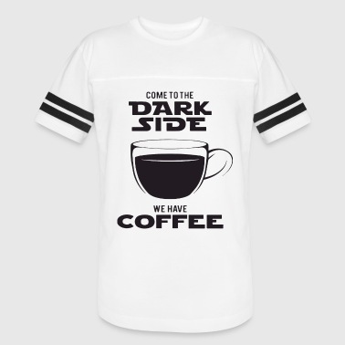 One Sided Love Dark Side Coffee Funny Star Wars Rogue One Movie C - Vintage Sport T-Shirt