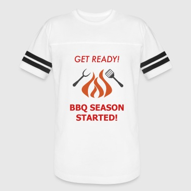 GET READY FOR BBQ! Gift - Vintage Sport T-Shirt