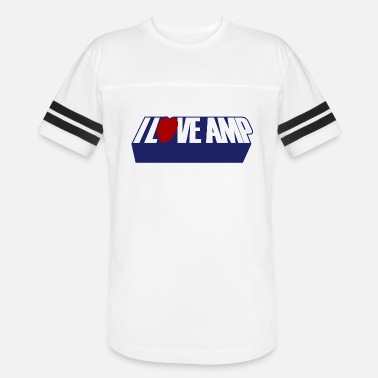 I Love Party I Love Party AMP - Vintage Sport T-Shirt
