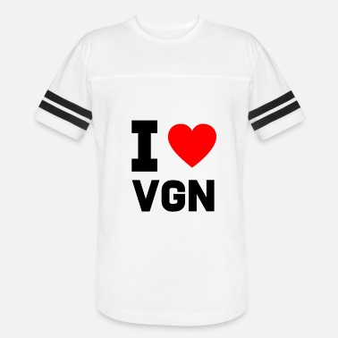 Vagina Bachelor Party I love VGN present gift bachelor special offer - Vintage Sport T-Shirt