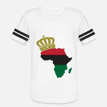 African Pride African American Pride t shirts - Unisex Vintage Sport T-Shirt
