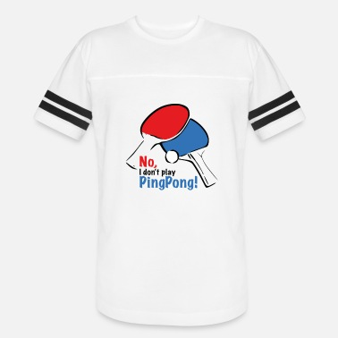 League Tennis table tennis - Vintage Sport T-Shirt