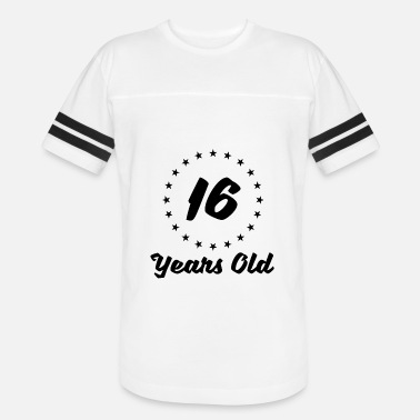 16 Year Old 16 Years Old - Vintage Sport T-Shirt