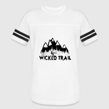 Nature Trail Wicked Trail - Vintage Sport T-Shirt