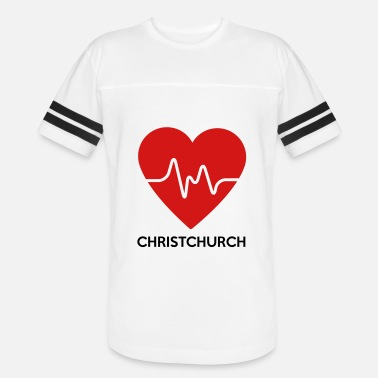 Rhythm Heart Christchurch - Vintage Sport T-Shirt