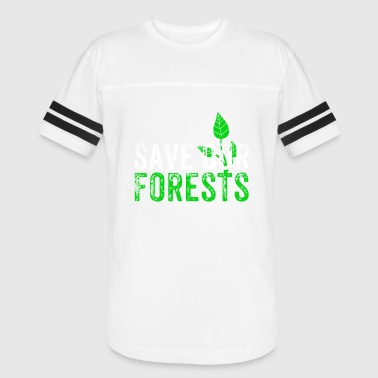 Save Our Forest Save Our Forests | Nature Forest Gift - Vintage Sport T-Shirt