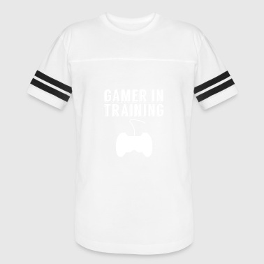 Gamer In Training Video Games - Vintage Sport T-Shirt
