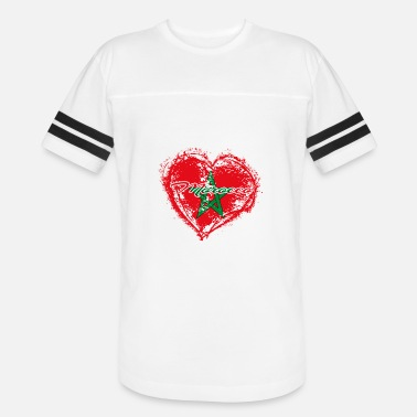 Morocco Roots HOME ROOTS COUNTRY GIFT LOVE Morocco - Unisex Vintage Sport T-Shirt