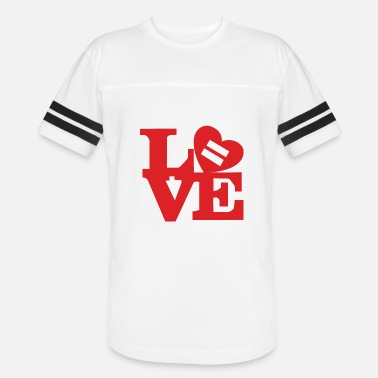 Love Is Equal Equality Love - Vintage Sport T-Shirt