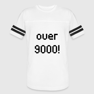 It's Over 9000 over 9000 - Vintage Sport T-Shirt