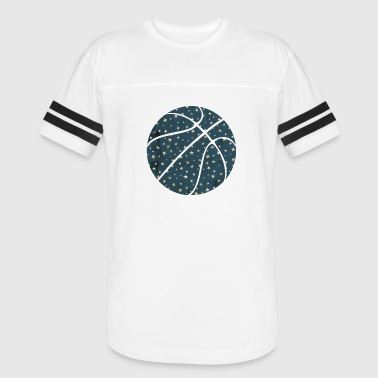 Space Balls Space Basketball Ball Galaxy Stars Player Bball - Vintage Sport T-Shirt