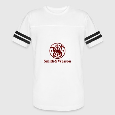 smith wesson logo - Vintage Sport T-Shirt