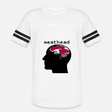 Red Meat Meat Head - Vintage Sport T-Shirt