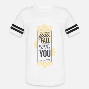 Fall Of The Wall fall - Vintage Sport T-Shirt