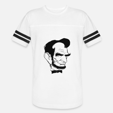 Abraham-lincoln Abraham Lincoln - Vintage Sport T-Shirt