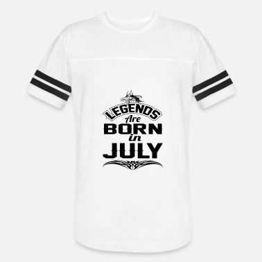 Shop July Birthday Quotes T-Shirts online | Spreadshirt