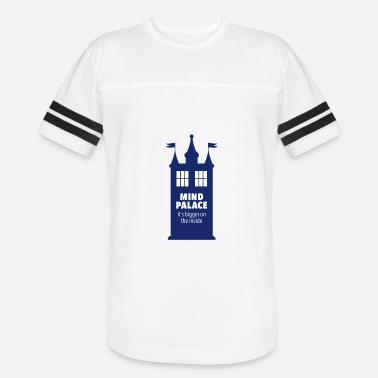 Palace When Fandoms Collide: Mind Tardis - Vintage Sport T-Shirt