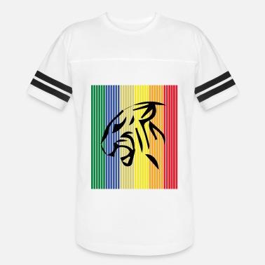 b471ebfb Wildcat Kids cheetah 20Cheetah wildcat leopard - Unisex Vintage Sport T- Shirt