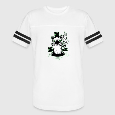 Abstract smoker - Vintage Sport T-Shirt